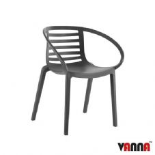 Vanna Skye Arm Chair - Anthracite
